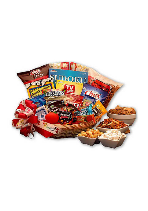 GBDS Feel Better Soon Get Well Gift Basket