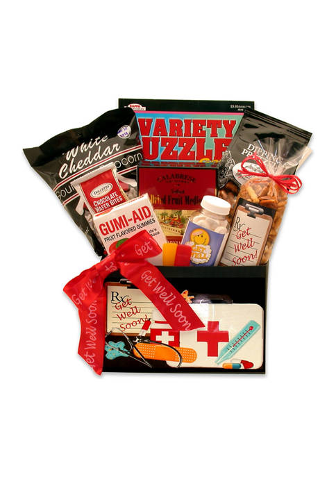 GBDS Doctors Orders Get Well Gift Box