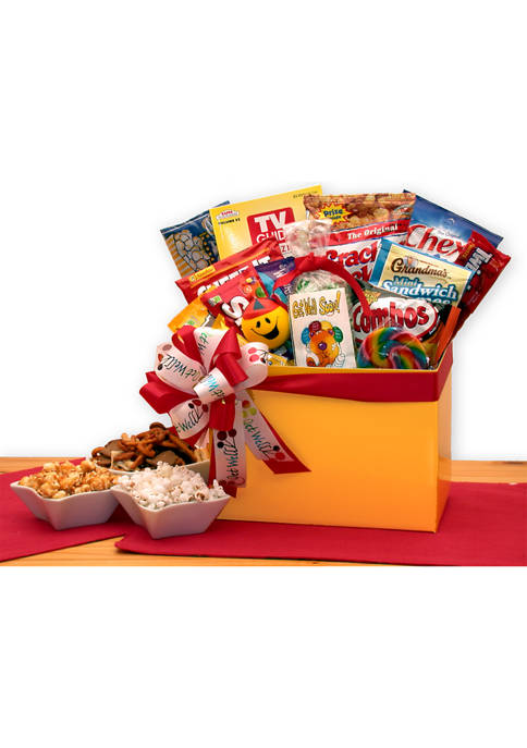 GBDS Get Well Wishes Gift Box