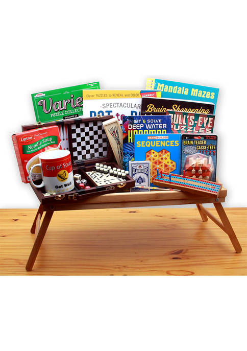 GBDS Rest & Recovery Get Well Activity Tray