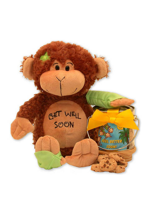 GBDS Friend on The Mend Monkey and Cookie
