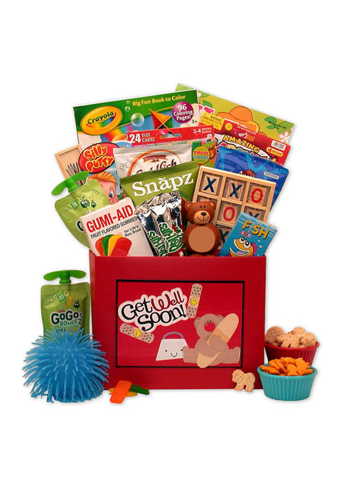 GBDS Get Well Beary Soon Get Well Gift