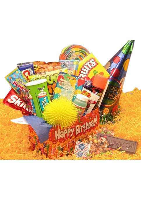 GBDS Deluxe Happy Birthday Care Package