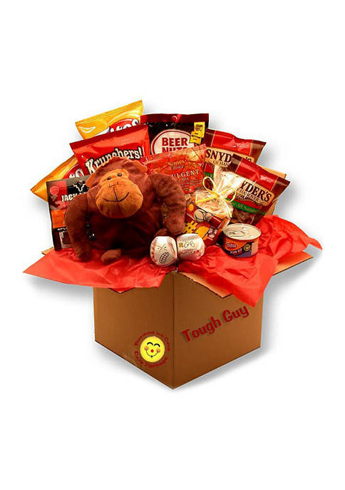 GBDS Tough Guys Snack Care Package