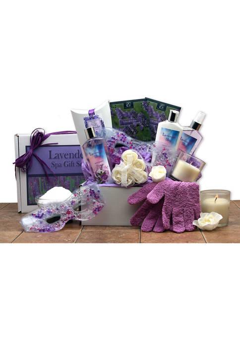 GBDS Lavender Sky Spa Gift Box