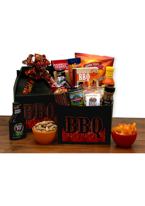 GBDS The Barbecue Master Care Package