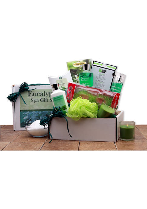 GBDS Eucalyptus Spa Gift Box