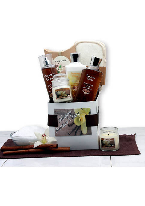 GBDS Mothers Day Vanilla Spa Care Package
