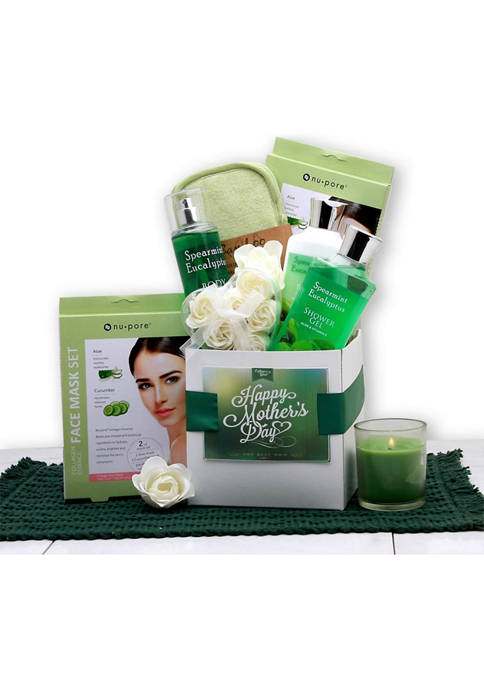 GBDS Mothers Day Eucalyptus Spa Care Package