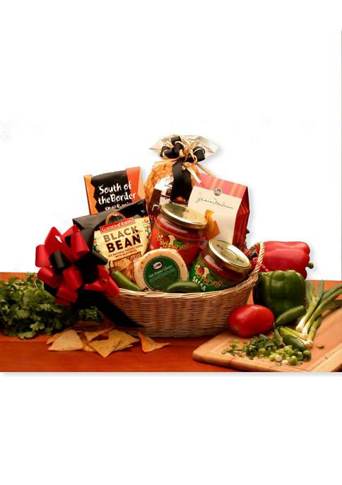 GBDS Lets Spice it up! Salsa Gift Basket