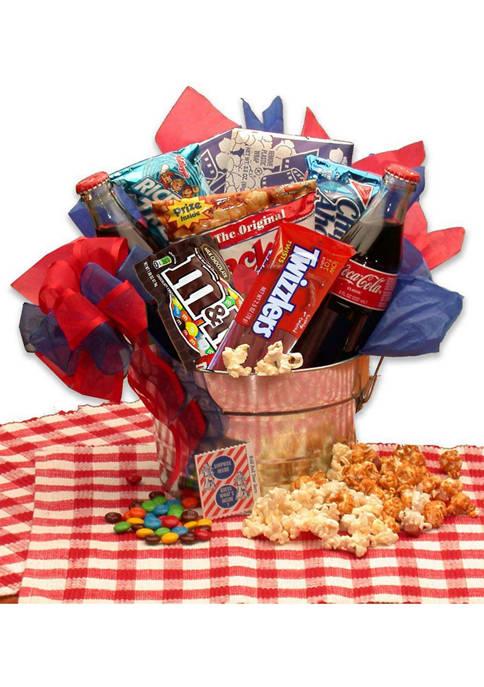 GBDS Blockbuster Night Movie Gift Pail