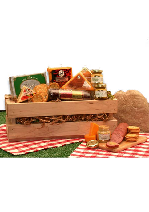 GBDS Signature Sausage & Cheese Crate