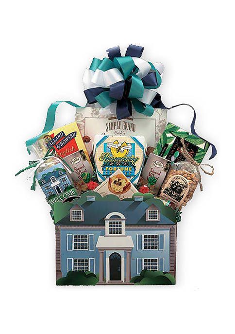 Welcome Home Snack Gift Basket