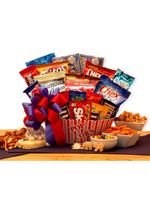 GBDS Snack time Favorites Gift Basket