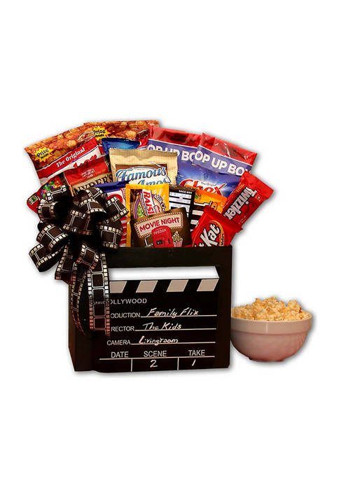 GBDS Family Flix Movie Gift Box