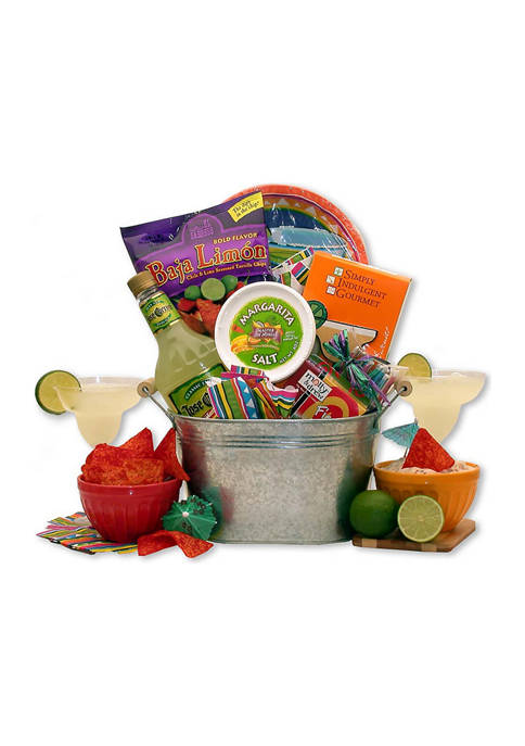 GBDS Margarita Party Gift Basket