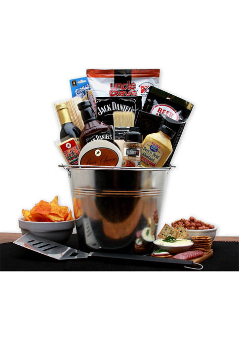 GBDS BBQ Lovers Gift Pail