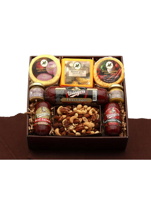 GBDS Favorite Selections Meat & Cheese Sampler