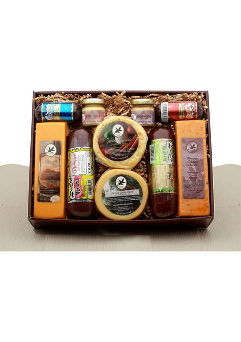 GBDS Deluxe Meat & Cheese Assortment Gift Set