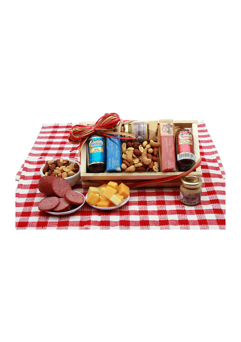GBDS Signature Sampler Meat & Cheese Snack Set