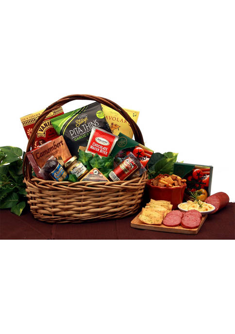 GBDS Snack Cravings Gift Basket
