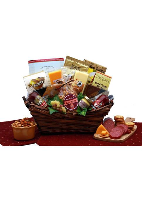 GBDS Gourmet Delights Gift Basket