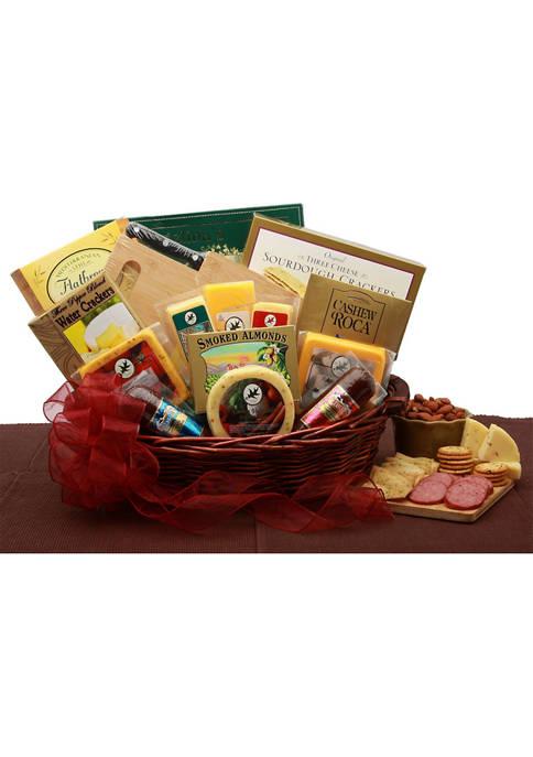 GBDS Fancy Favorites Gourmet Gift Basket