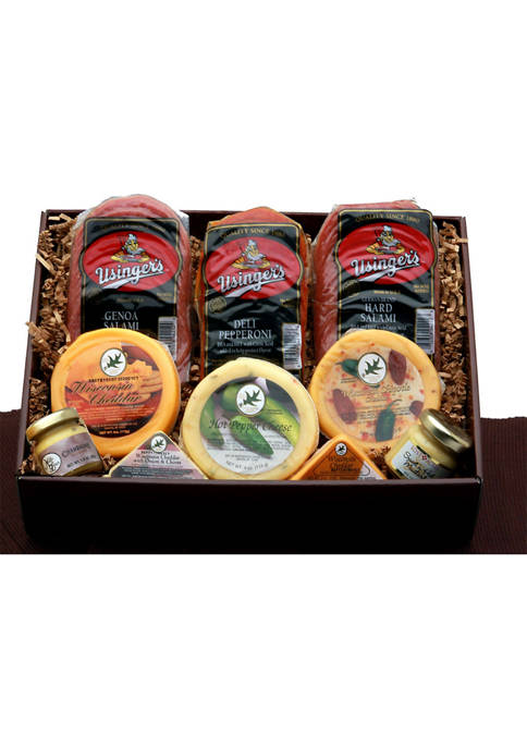 GBDS Deli Select Meat & Cheese Sampler