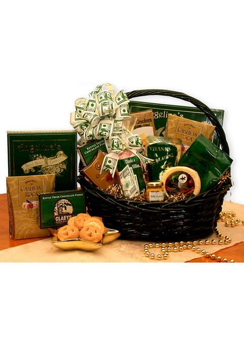 GBDS Heartfelt Thank you Gift Basket