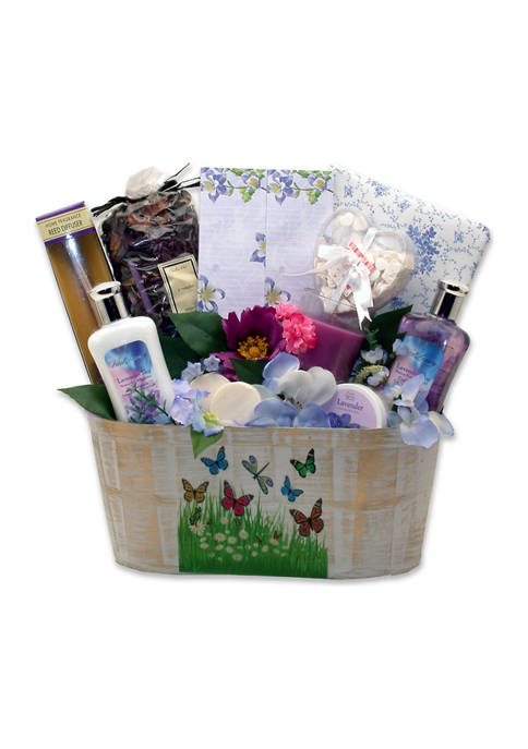 GBDS So Serene Spa Essentials Gift Set with