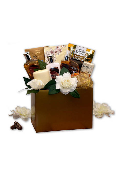 GBDS Caramel Inspirations Spa Gift Box