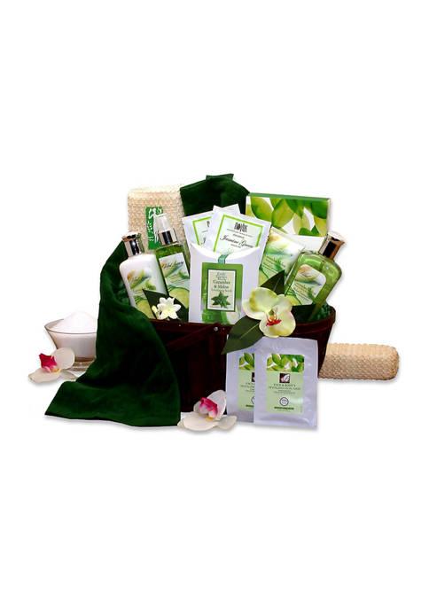 GBDS Cucumber & Melon Calming Spa Bath &