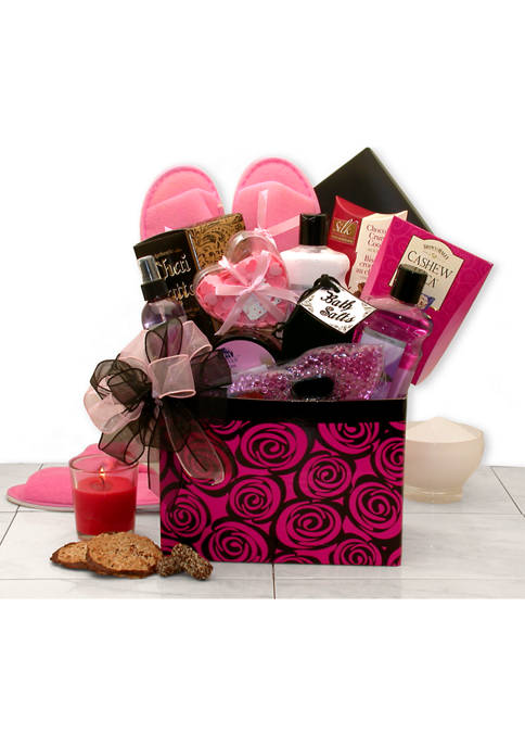 GBDS A Spa Day Getaway Gift Box