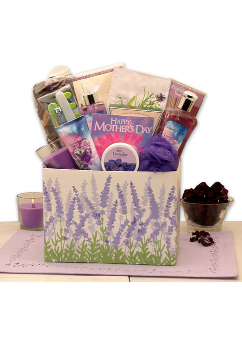 GBDS Mothers Day Moments Of Relaxation Lavender Spa
