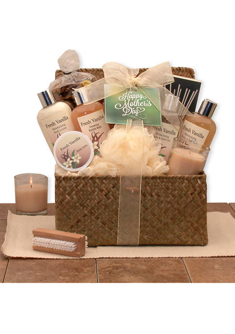 GBDS Blissful Relaxation Vanilla Mothers Day Gift Chest