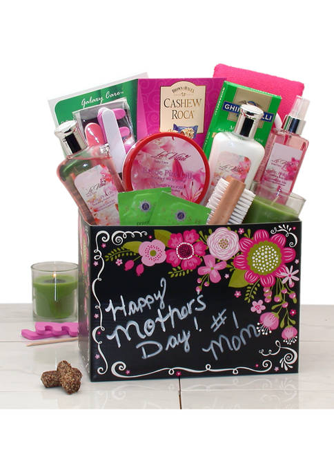 GBDS Happy Mothers Day Spa Gift Box with