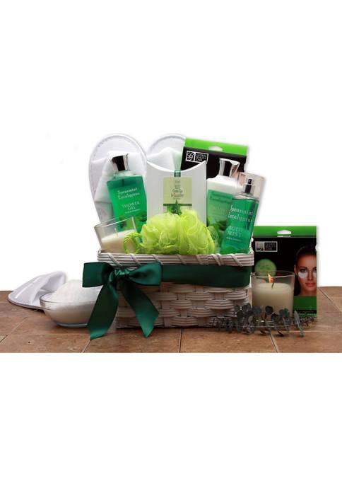GBDS Eucalyptus Spa Gift Basket