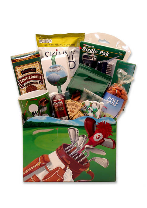 GBDS Golf Delights Gift Box