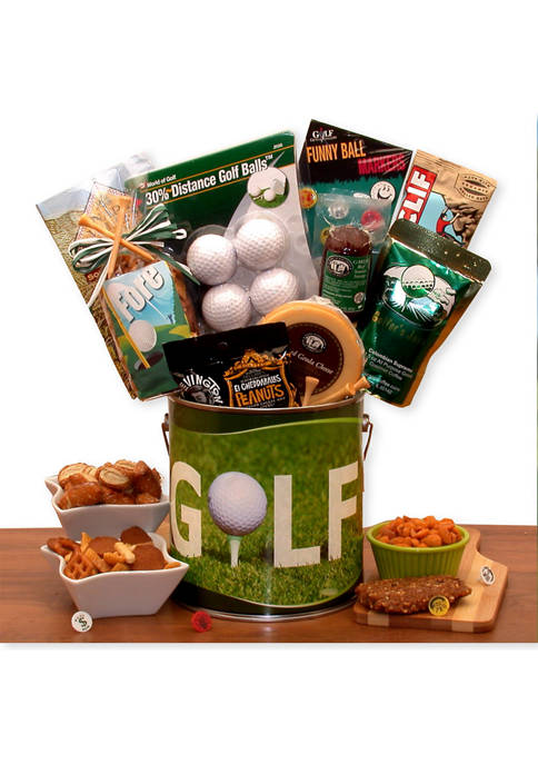 GBDS Fore! Golfers Gift Pail