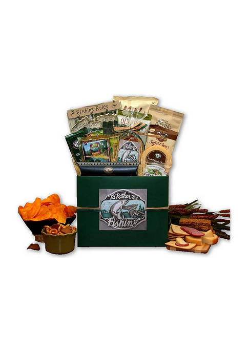 GBDS Id rather Be Fishing Gift Box