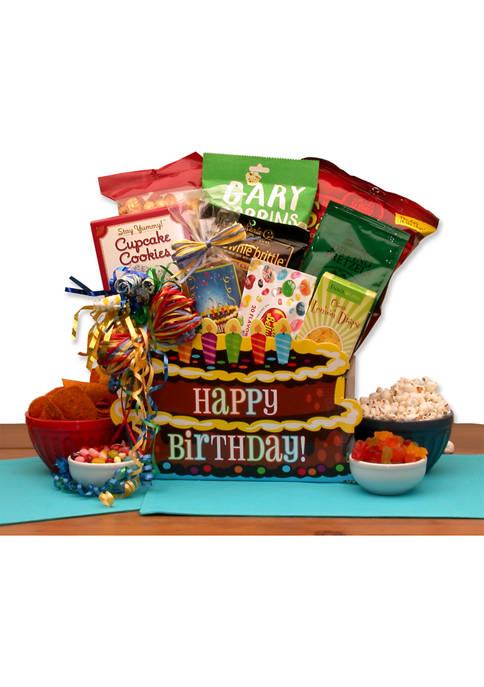 GBDS You Take The Cake Birthday Gift Box