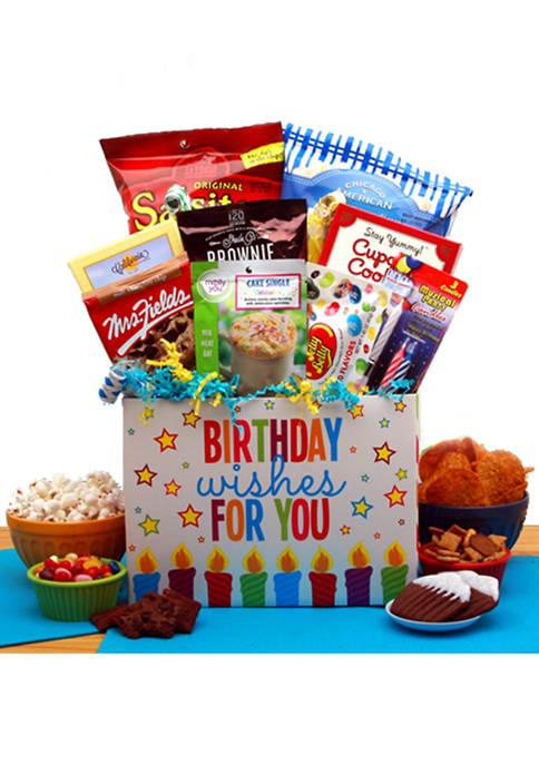 GBDS A Birthday Celebration Gift Box