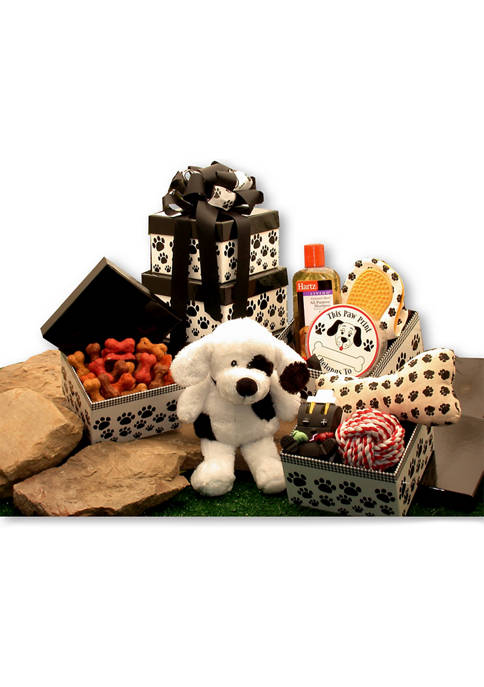 Patches Doggie Tower