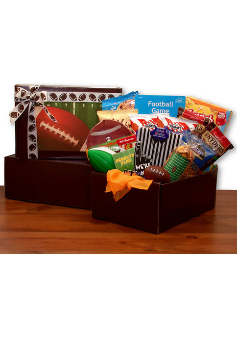 GBDS Football Fan Gift Pack