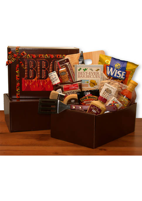 GBDS The Barbecue Master Gift Pack
