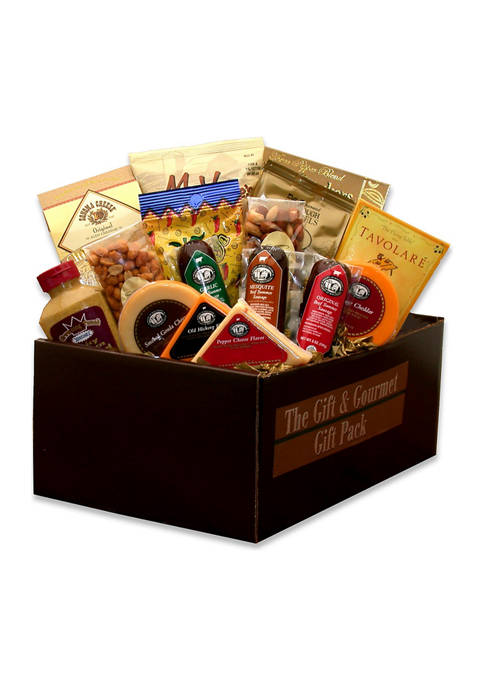 GBDS Savory Selections Gift & Gourmet Gift Pack