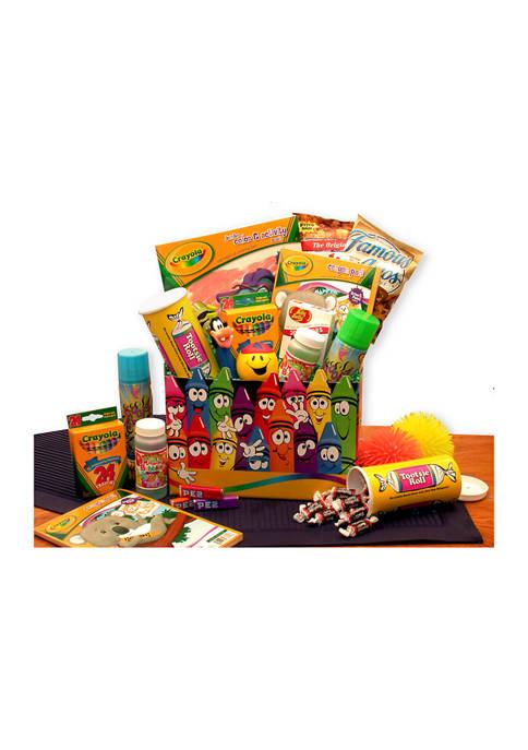 GBDS Crayola Kids Gift Box