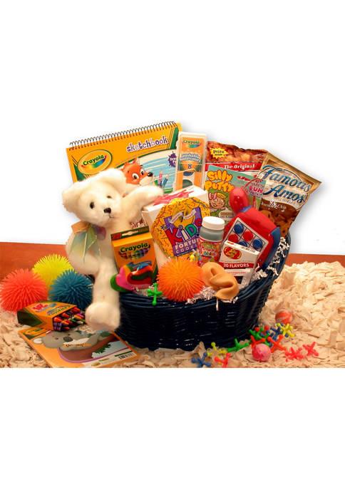 GBDS Kids Stop Activity Basket