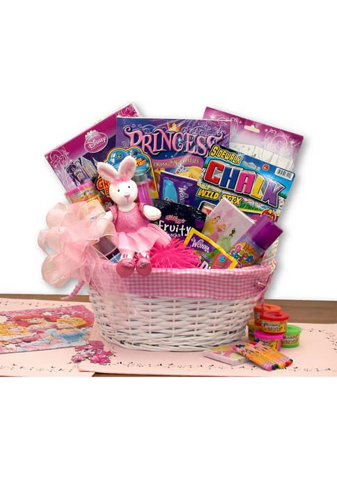 GBDS A Little Princess Gift Basket