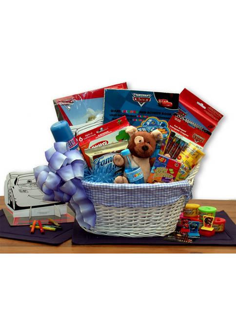 GBDS Disney Fun & Games Gift Basket